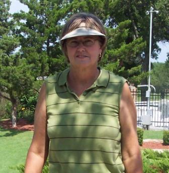 2007 Club Champion, Peggy Hinde
